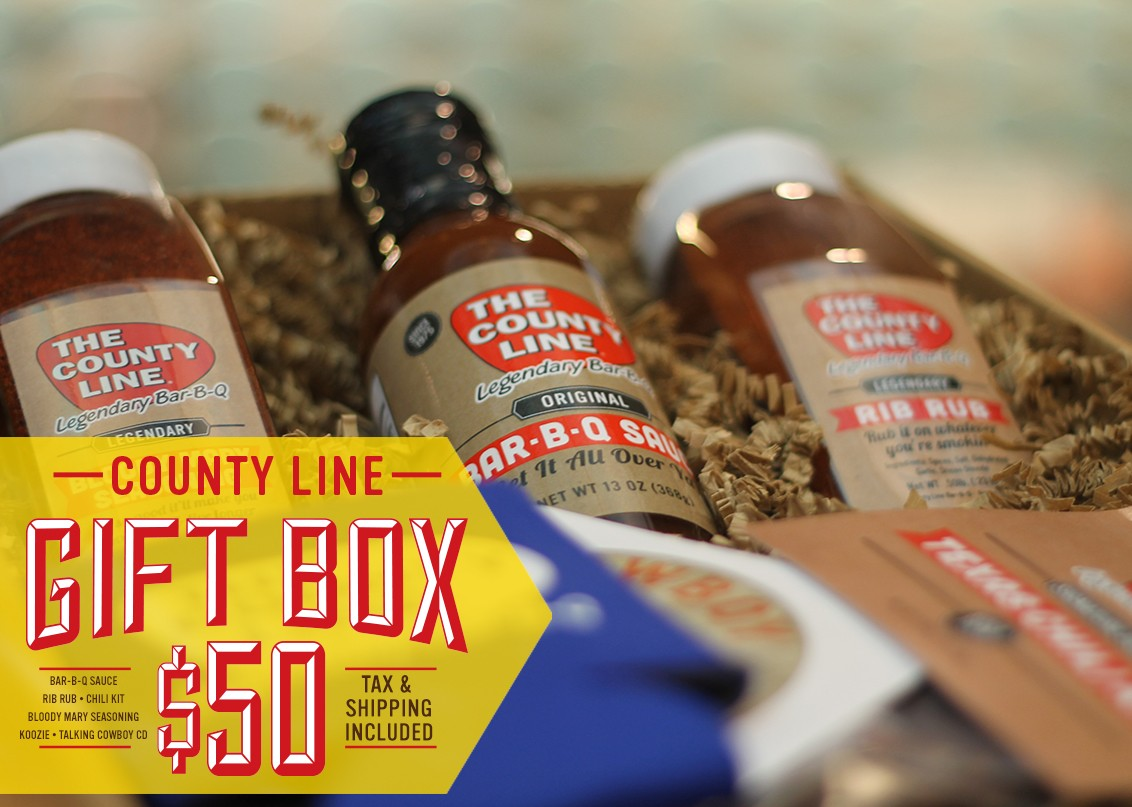 County Line Gift Box